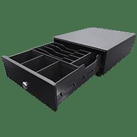 Денежный ящик SB-245-B (черный)