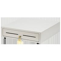 Денежный ящик АТОЛ CD-410-W белый