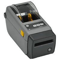 Принтер ZD410 (прямая печать, 56мм, скорость 102мм/сек, USB, USB Host, BTLE)