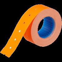 Этикет-лента 21,5х12 с перфорацией оранжевая (800 эт/рол)