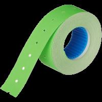 Этикет-лента 21,5х12 с перфорацией зеленая (800 эт/рол)