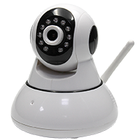VC-5800 Роботизированная поворотная IP камера (М020, f=3,6, Белый, IR)