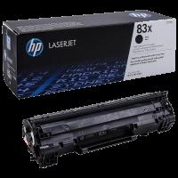 Картридж CF283X черный 83X для HP LaserJet Pro M125a, M125r,