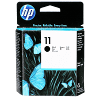 Печатающая головка HP C4810A black for DesignJet 500/800, InkJet 1700/2200/2250/2250tn