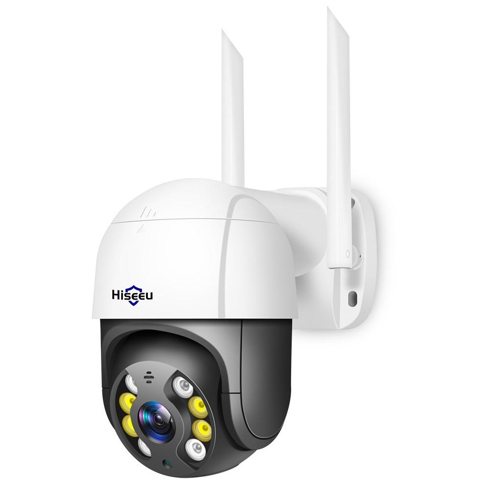 Уличная WiFi IP 2MP камера видеонаблюдения Hiseeu WHD812B