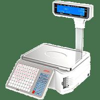 Весы  с функцией печати этикеток АТОЛ LS5X (со стойкой)