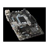 Материнская плата MSI H110M PRO-D Soc-1151 Intel H110 2xDDR4 mATX AC`97 8ch(7.