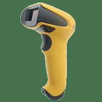 Беспроводной сканер штрих-кода NETUM NT-2028, желтый
