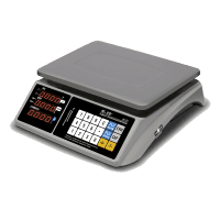Весы MERCURY M-ER 328AC-32.5 LED/LCD с RS-232  и USB(COM)