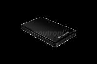 Transcend StoreJet 25A3 2TB, Black внешний жесткий диск (TS2TSJ25A3K)