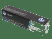 Картридж HP 130A CF351A голубой для HP M153/M176/M177