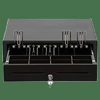 Денежный ящик АТОЛ CD-410 (черный)