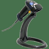 1D Сканер АТОЛ SB 1101 USB (чёрный) с подставкой Проводной